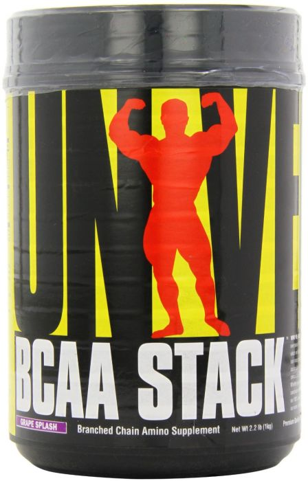 Universal Nutrition BCAA Stack Grape 1000 Grams