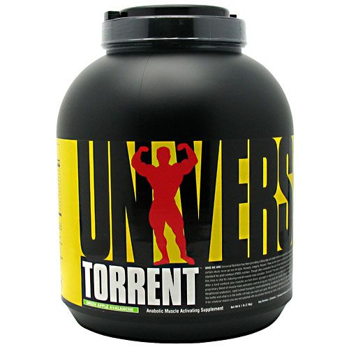 Universal Nutrition Torrent Green Apple Avalanche 6.1 lb.