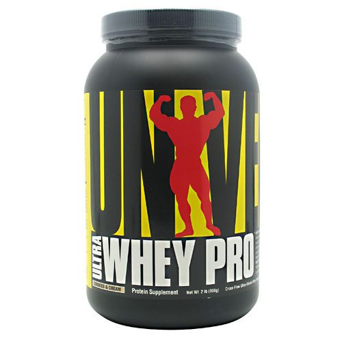 Universal Nutrition Ultra Whey Pro Cookie & Cream 2 lb