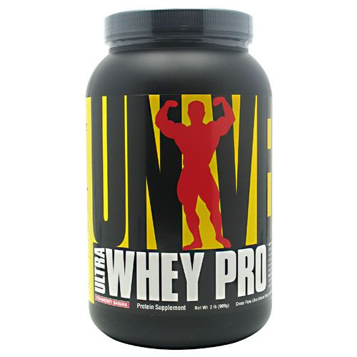 Universal Nutrition Ultra Whey Pro Strawberry Banana 2 lb