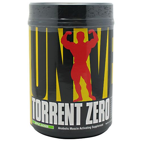 Torrent Zero By Universal Nutrition, Post Workout Apple Jacked 1.57lb