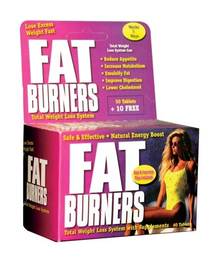 Universal Nutrition Fat Burners Box 60 Tabs