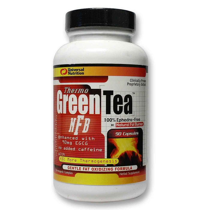 Universal Nutrition ThermoGreen Tea Capsules 90 Caps