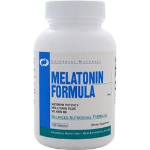 Universal Nutrition Melatonin 5 Mg 60 Caps