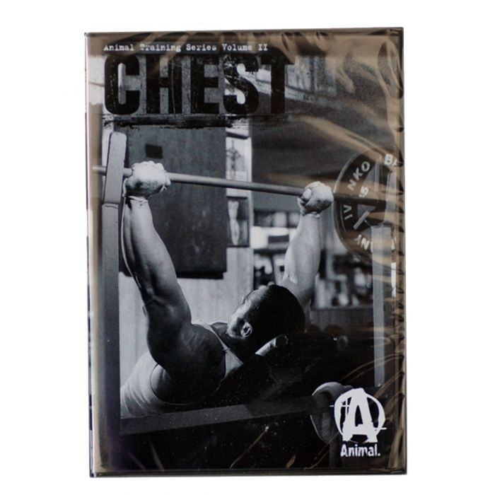 Universal Nutrition Animal Chest DVD
