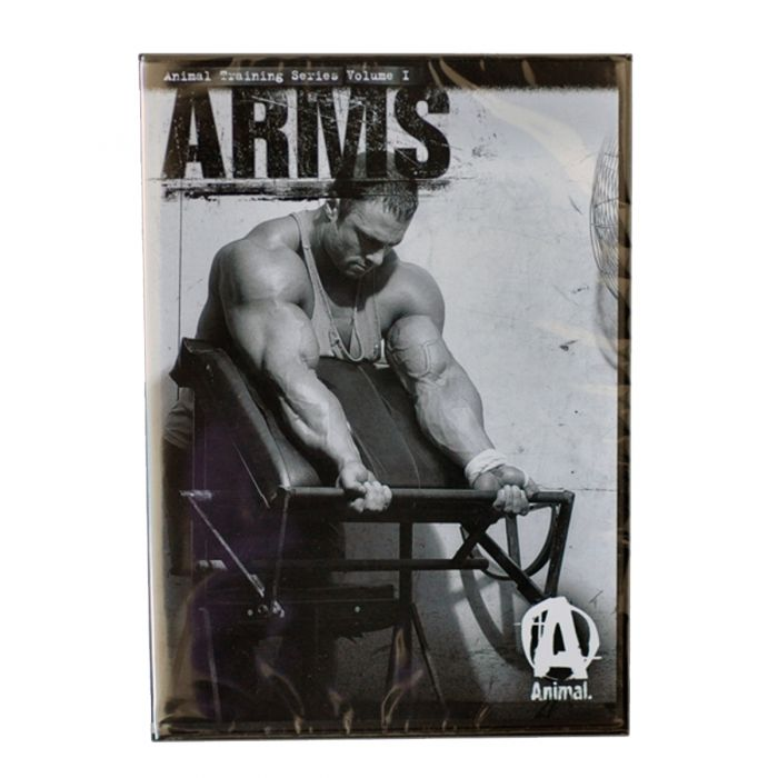 Universal Nutrition Animal Arms DVD