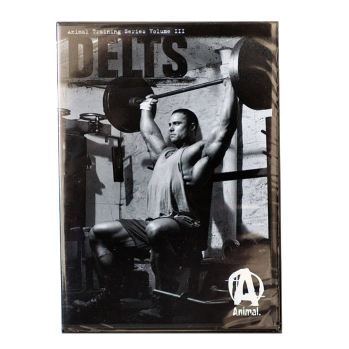 Universal Nutrition Animal Delts DVD