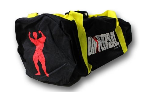 Universal Nutrition Universal Signature Series Vintage Gym Bag