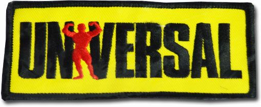 Universal Nutrition, Logo Patch, Image