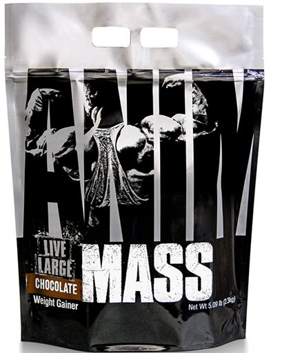 Animal Mass Gainer, By Universal Nutrition, Chocolate, 5.09lb