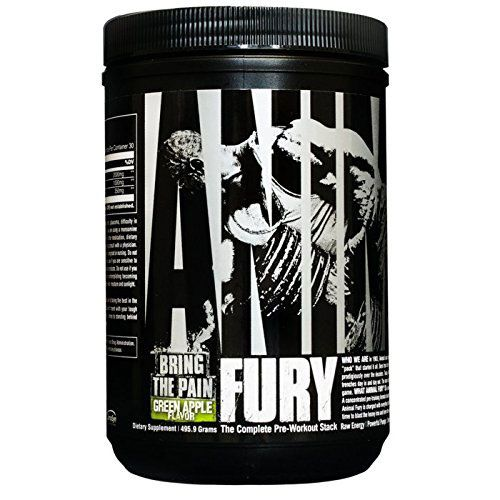 Animal Fury Pre Workout, By Universal Nutrition, 30 Servings