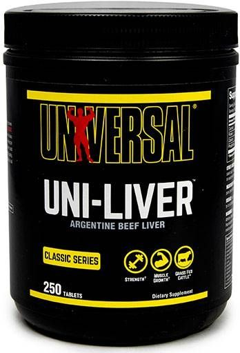Uni Liver By Universal Nutrition