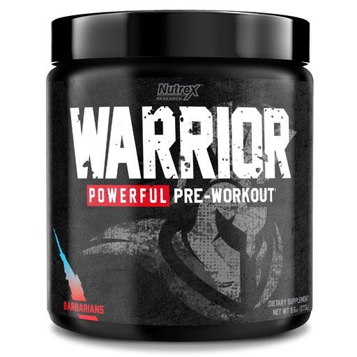 Warrior Pre Workout - Barbarians - 30 Servings