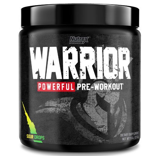 Warrior Pre Workout - Sour Drops - 30 Servings