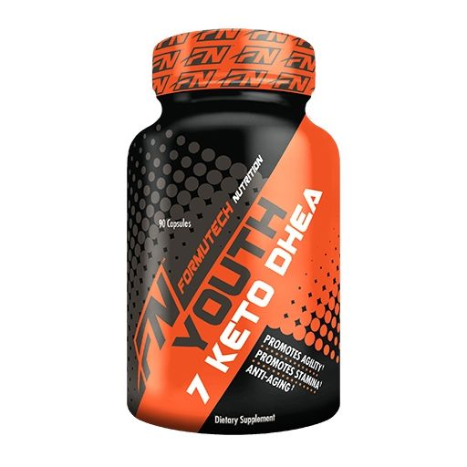 Youth 7-Keto-DHEA, By Formutech Nutrition, 90 Caps