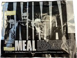 Animal Meal By Universal Nutrition, Vanilla, Sample Packet