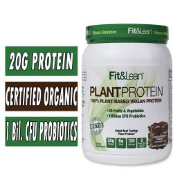 Fit and Lean Plant Protein