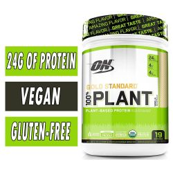 Gold Standard Plant Protein By Optimum Nutrition