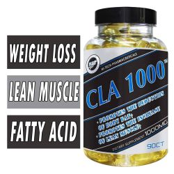 Hi Tech Pharmaceuticals CLA 1000, 90 Softgels