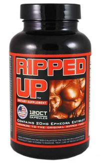 Ripped Up Fat Burner By Hi-Tech Pharmaceuticals, 120 Caps