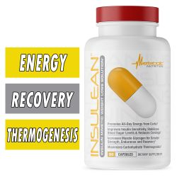 InsuLean By Metabolic Nutrition, 90 Caps