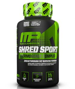 Shred Sport By MusclePharm, 60 Caps