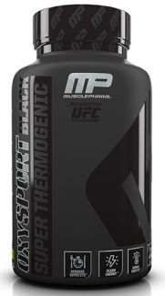 Oxysport Black By MusclePharm, 90 Caps