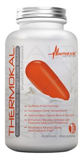 Thermokal By Metabolic Nutrition, 45 Caps