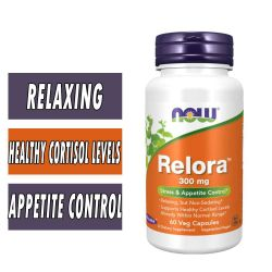 NOW Relora, Stress and Appetite Control