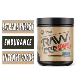 RAW Pre Extreme by RAW Nutrition