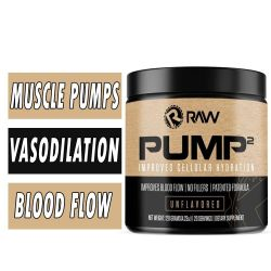 Raw Pump2 - Unflavored - 120 Grams