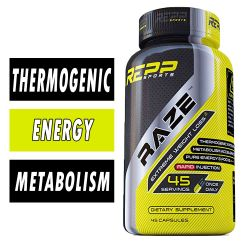 REPP Sports Raze Fat Burner, 45 Caps