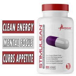 Stimulean By Metabolic Nutrition, 45 Caps