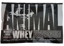 Animal Whey Protein By Universal Nutrition, Chocolate, Sample Packet