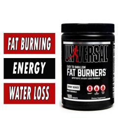 Universal Nutrition Fat Burners, Easy To Swallow