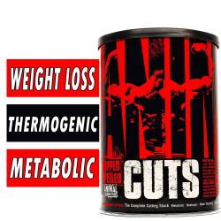 Animal Cuts By Universal Nutrition, 42 Packs