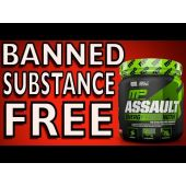 Assault Sport Pre Workout By Muscle Pharm