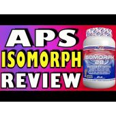 Isomorph® 28 Protein By APS Nutrition