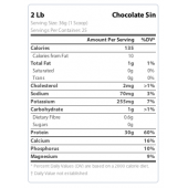 Iso-Smooth Protein By Blue Star Nutraceuticals, Chocolate 2lb