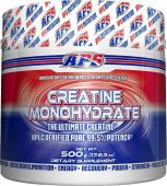 APS Creatine Monohydrate, 500 Grams