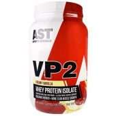AST Sports Science VP2 Whey Isolate Protein Creamy Vanilla 2lbs