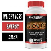 Blackstone Labs Arson Fat Burner