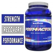 Blue Star Nutraceuticals Post Factor