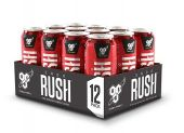 Endorush RTD Pre Workout By BSN, Fruit Punch, 12 - 16 fl oz Cans