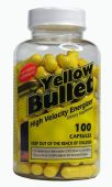 Yellow Bullet, Fat Burner, By Delta Health Products, with Ephedra, 100 Caps Image