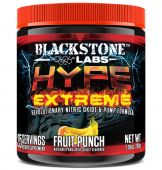 Hype Extreme By Blackstone Labs, Fruit Punch, 25 Servings