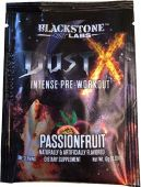 Dust X Pre Workout By Blackstone Labs, Passion Fruit, Sample Packet