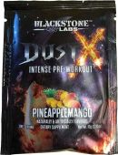 Dust X Pre Workout By Blackstone Labs, Pineapple Mango, Sample Packet