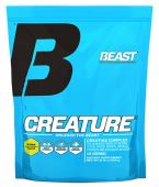 Creature Creatine Powder By Beast Sports Nutrition, Citrus, 120 Servings