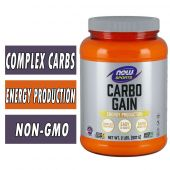 Carbo Gain - NOW Foods